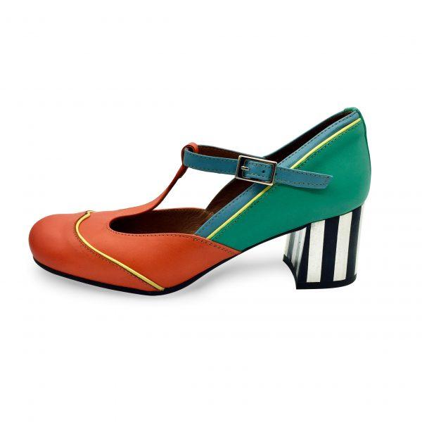 zapato carioca